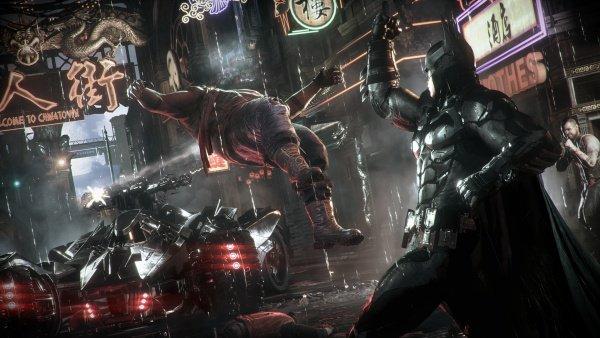 Batman: Arkham Knight – Systemanforderungen