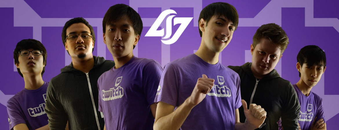 Counter Logic Gaming streamen auf Twitch!