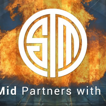 Team SoloMid (TSM) Partnerschaft mit iBUYPOWER