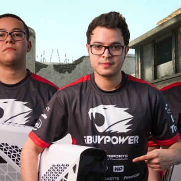 iBUYPOWER Supported Keyd Stars!