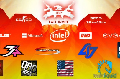 iBUYPOWER CSGO INVITATIONAL : FALL 2015